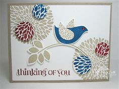 Papercrafts by Patti: Paper Players and PPA Preview using Betsy's Blossoms