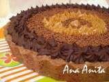 Receita Cheesecake de Doce de Leite (la Morenita) de RECEITAS URUGUAI - BRASIL