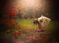 In the Forest by Jake Olson - Children Photography by Jake Olson  <3 <3