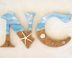 25 Creative Ideas and Tutorials to Make Decorative Letters