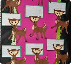 """""""Dear Deer"""" by Karma Wilson and teach them about homophones. We wrote a letter using pairs of homophones in our writing and then created this little deer craft to go with it."""