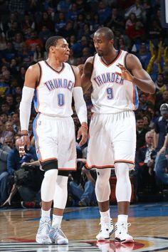 Oklahoma City Thunder Basketball - Thunder Photos - ESPN