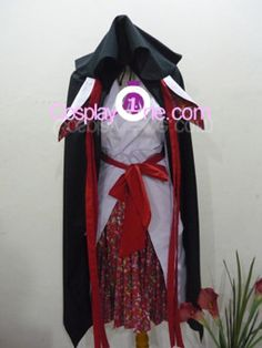 Ookami Kakushi Cosplay Costume from Anime front by Cosplay1