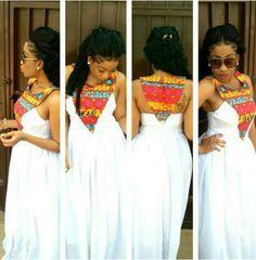 ~African Prints, African women dresses, Kitenge, Ankara, Kente, African fashion styles, African clothing, Nigerian style, Ghanaian fashion ~DK