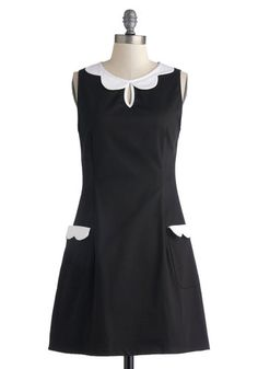 Doll About You Dress, #ModCloth