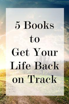 Bookshelf: 5 Books to Get Your Life Back on Track | Levo League |           careeradvice, bookshelf, advice