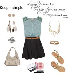 """""""Keep it simple"""" by josi-d ❤ liked on Polyvore"""