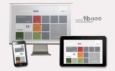 Responsive Web for www.iib-institut.de