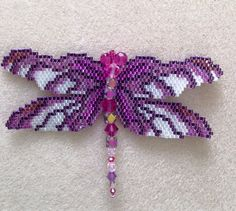 by Karen Parker (the wings are stunning, might need to find a way to stitch a body to balance the look)