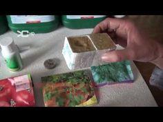 Cultivo Hidroponico casero 3.4 - YouTube