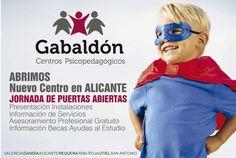 Abrimos en la Ciudad de Alicante