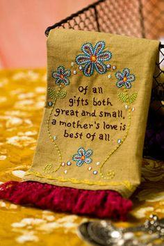 A Mother's Love Hand Towel francesca's Dish Towels, Tea Towels, Decorative Hand Towels, Intense Love, Love Chair, Mother And Child, Mothers Love, Pot Holders, Unique Gifts