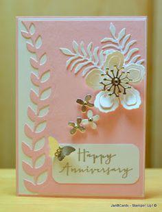Jan Brown: JanB Handmade Cards Atelier: Botanical Birthday Flower Video - 2/21/16.