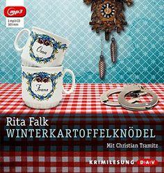 Lesendes Katzenpersonal: [Hörbuch-Rezension] Rita Falk - Franz Eberhofer 01...