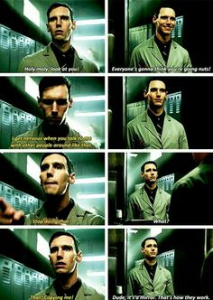 """Everyone's gonna think you're going nuts!"" - Edward Nygma #Gotham"