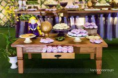 Bella Fiore Decoração de Eventos: Decoração festa infantil para meninas tema Rapunzel