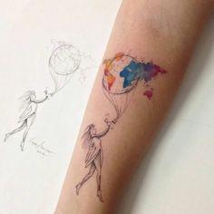 Wonderful concepts for feminine tattoos # Wonderful # Concepts for tattoos # … - Tattoos for Couples,Tattoos for Women Girly Tattoos, Rare Tattoos, Weird Tattoos, Feminine Tattoos, Arm Tattoos For Guys, Couple Tattoos, Future Tattoos, Body Art Tattoos, Tattoos For Women