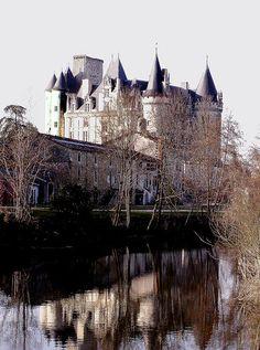 Chateau de Rochefoucauld ~ Charente
