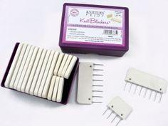Knitter's Pride Knit Blockers on Faina's Knitting Mode Blog
