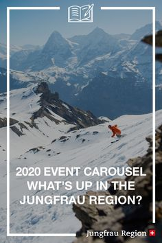 What's up in the Jungfrau Region? A whole lot. Let's go through some Top Events of 🥳 Ultra Trail, Joe Cocker, Weekender, Eiger North Face, Grindelwald, The North Face, Open Air, Spring Nature, World Championship