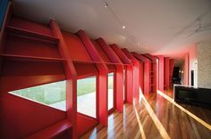 Letterbox House by McBride Charles Ryan (AU)