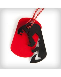Red And Black Hatchet Man Shoes