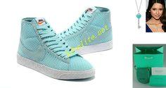 Nike Tennis Classic AC Mesh High Retro Womens Tiffany Blue 579956 300 Tiffany And Co, Tiffany Blue, Tiffany Key Necklace, Nike Tennis, High Top Sneakers, Mesh, Retro, Classic, Shoes