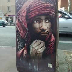 """32 Likes, 3 Comments - Philippe Couzon Ⓥ (@philippecouzon) on Instagram: """"#streetart #igerstoulouse #Toulouse #visage"""""""