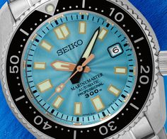 Seiko Marinemaster Limited Edition Watch For Europe Only Watch Releases Best Looking Watches, Cool Watches, Watches For Men, Seiko Mechanical Watch, Seiko Marinemaster, Gentleman Watch, Man Gear, Most Popular Watches, Skeleton Watches