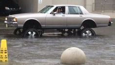 This Is Why They Drive Donks in Florida!