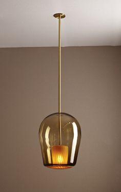 Jeremy Wintrebert | Molten | 2012, Glass, brass | edition of 8 +1AP | France http://www.galleryfumi.com/Artists/Jeremy-Wintrebert/