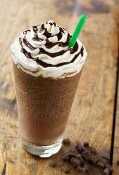 EZ Starbucks Mocha & Mocha Mint Frappuccino Recipe