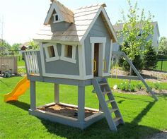 Little Critter Playhouses - Playhouse Gallery
