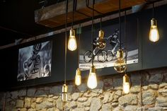 Photos by Kristof Ramon at La Fabrica Coffee Works and Cycle Cafe Girona