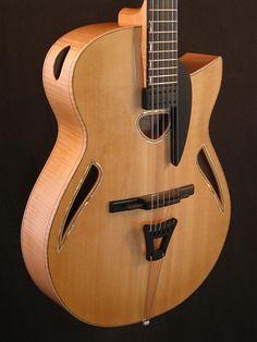 German Guitars Kestrel Archtop