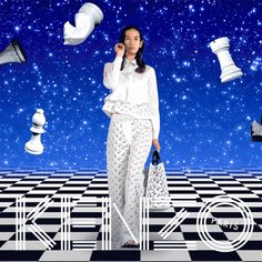 KENZO Spring/Summer 2015 Campaign - Kenzine, the Kenzo official blog