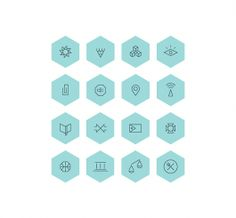 Icons by Nick Brue