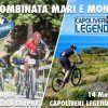 Torna la Combinata Mari e Monti, Capoliveri e Cortina, due tra le più belle gare d'Italia