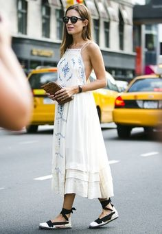 Inspiration: Summer Boho Dresses