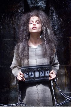bellatrix lestrange | Bellatrix Lestrange en prison neck tatoo