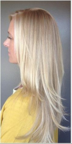 natural dark blonde underneath and natural sunlights added to the front and top of her hair.  @ http://seduhairstylestips.com