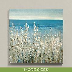 Shoreline Flowers Art