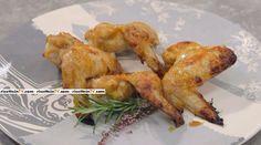 """La ricetta degli ali di pollo glassate proposta da Benedetta Parodi nella puntata di oggi, 14 aprile 2016, de """"La cuoca bendata""""."""