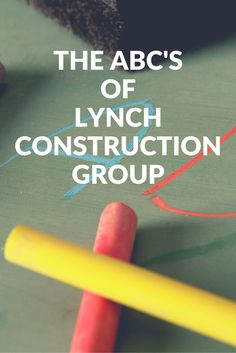 Learn all about Lynch Construction Group!