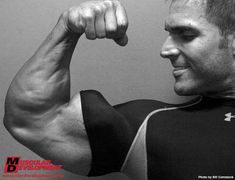 How to get bigger arms. See your biceps, triceps & forearms get bigger