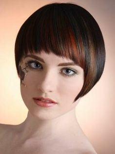 modern bowl haircut | mullets while some really trendy hairstyles updo hairstyles more to