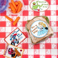 ~Under the Big Oak Tree~: Lunch with the Muppets ~ Free Printables