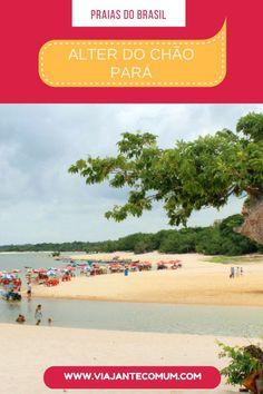 Alter do Chão! O Caribe Amazônico que, durante a época seca, se enche de maravilhosas praias de rio como a Ilha do Amor! Vamos conhecer?