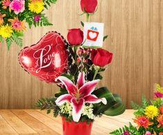 arreglos florales sencillos y baratos para regalar-9
