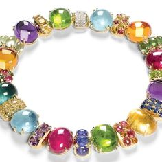 New Jewels from Seaman Schepps | Jewels du Jour #seamanschepps rio necklace #jewelry